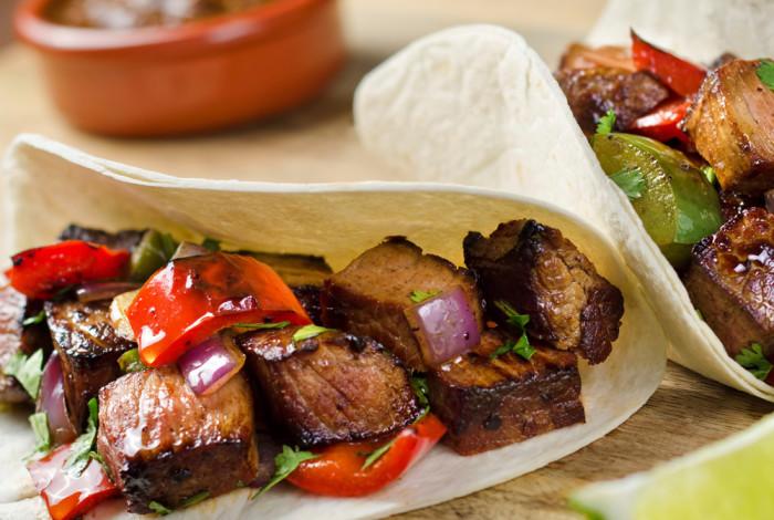 Spicy Steak Bites